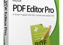iSkysoft PDF Editor 6.7.11 Crack & Full Registration Code {Latest} 2021