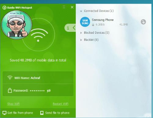 Baidu WiFi Hotspot 5.1.4.59374 Crack For Window Full 2020