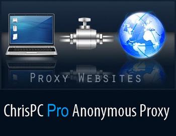 ChrisPC Anonymous Proxy Pro 7.20 Cover