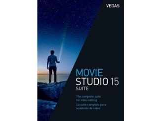 MAGIX VEGAS Movie Studio 15.0 Cover
