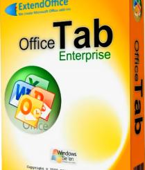 Office Tab Enterprise Cover