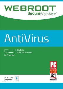 Webroot Secureanywhere Antivirus Key