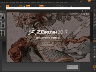 ZBrush 4R8 Full Version Cover