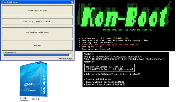 Kon-Boot 3.1 Crack Full Key Latest Version 2020 Download
