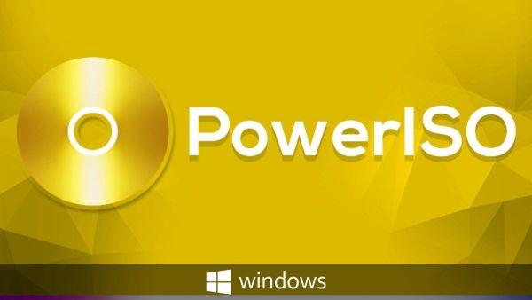 PowerISO Crack 7.5 Full Version License Key Free Download 2020