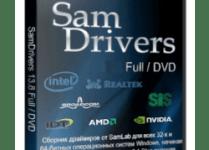 SamDrivers ISO Crack 21.1 Offline Driver Pack Solution Free Download 2021