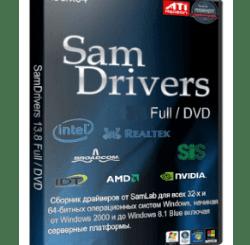 SamDrivers 20 ISO Crack Offline Driver Pack Solution Download 2020