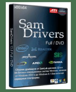 SamDrivers 20.11 ISO Crack