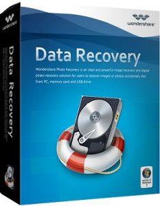 Wondershare Data Recovery 9.5.3.18 Crack + Serial Key Full 2021