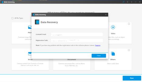 Wondershare Data Recovery 6.6 Screenshot 2