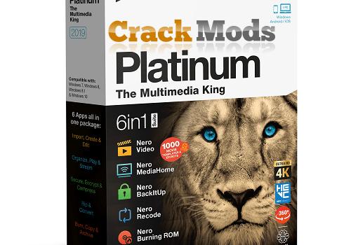 Nero Platinum 2020 Crack With Serial Number Free Download