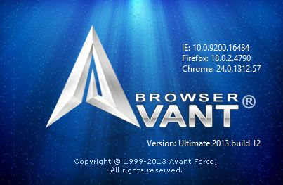 Avant Browser Ultimate Crack