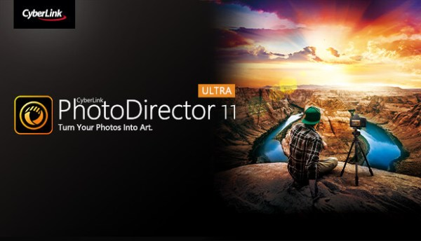 CyberLink PhotoDirector Ultra Crack 11.6.3018.0 + With Key Free 2021