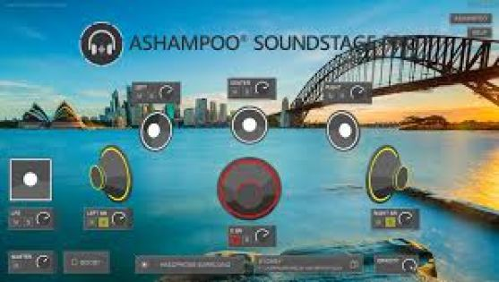 Ashampoo Soundstage Crack 1.0.0.0 Latest Version 2021