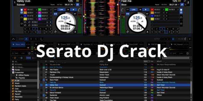Serato DJ Pro 2.5.1 Crack + license Key {Latest Version} Full 2021 Download