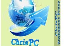 ChrisPC Anonymous Proxy Crack
