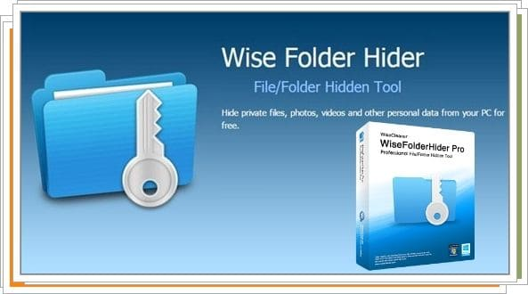 Wise Folder Hider Pro Crack