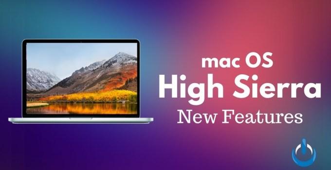 MacOS High Sierra Crack