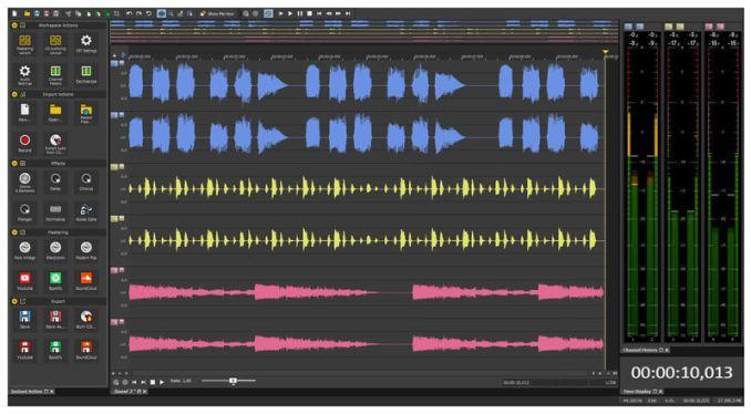 MAGIX SOUND FORGE Audio Studio 15.0.0.64 Crack With License Number