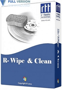 R-Wipe & Clean 20.0 Build 2330 Crack with Serial Key Free Download