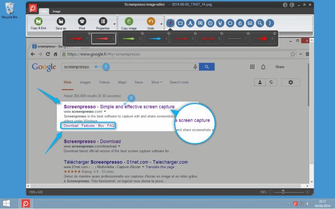 Screenpresso Pro 1.10.3.0 Crack With License Keygen Latest Download