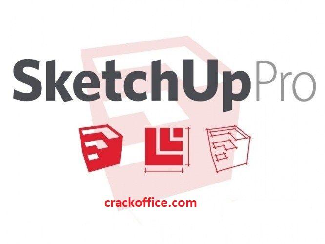 SketchUp Pro 2020 Crack 20.1.229+ License key Full Free Download