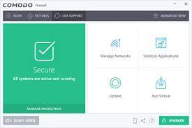 Comodo Firewall 12.0.0.6870 Crack