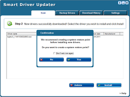 Smart Driver Updater 5.0.324 Crack + Serial Key Free