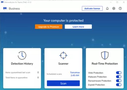 Malwarebytes Crack full premium with license key Lifetime