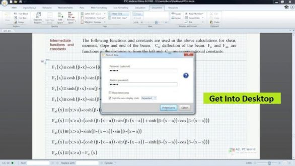 PTC Mathcad Prime Crack Free Download 2021