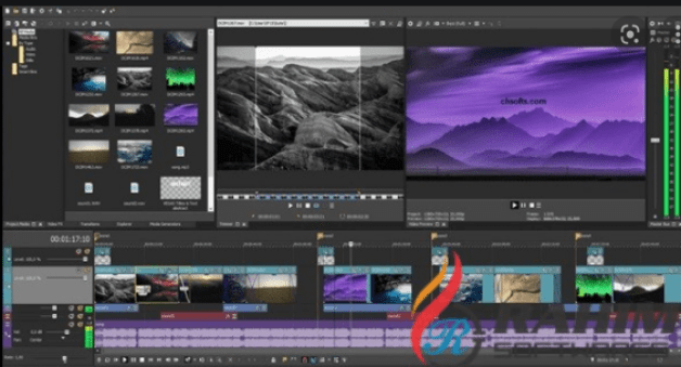 Sony Vegas Pro 19 Crack With Serial Number Updated