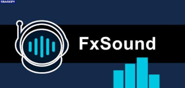 FxSound Enhancer Crack Premium 13.028 With Key [Free]