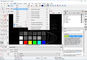 QCAD 3.26.1 Crack + Professional 3D Torrent Letest Version