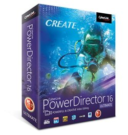 CyberLink PowerDirector 16 Crack Keygen + Serial Key 2018