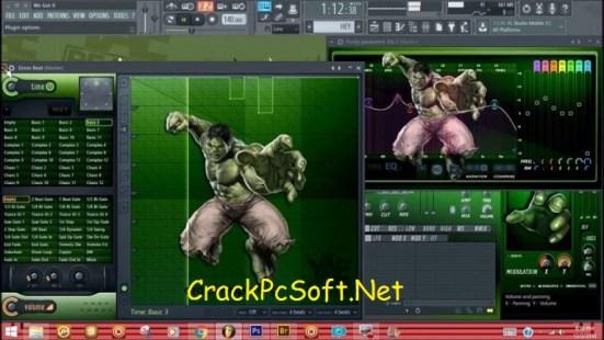 FL Studio 12 Crack + RegKey Download