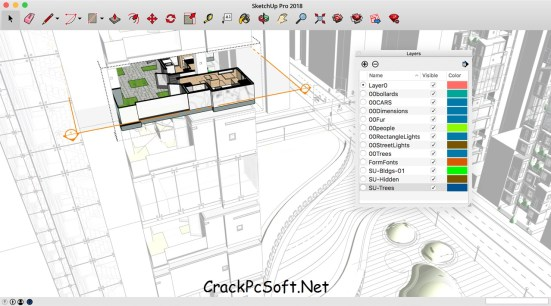 Google SketchUp Pro 2018 Crack Download