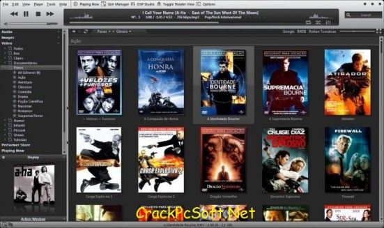 JRiver Media Center Crack Download