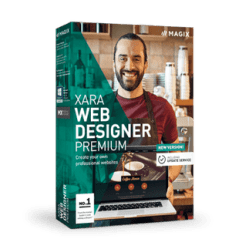 Xara Web Designer Premium Full Version