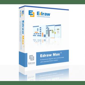 Edraw Max Crack + License Key Full Version Free Download