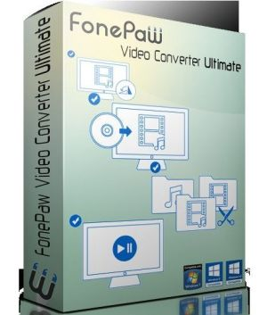 FonePaw Video Converter Ultimate Crack
