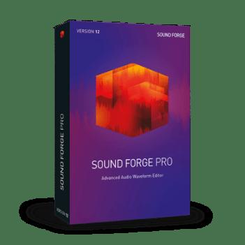 Sound Forge Pro 12 Crack