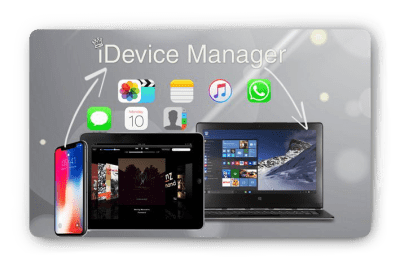 iDevice Manager Pro Edition Crack