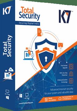 K7 Total Security Crack 2018
