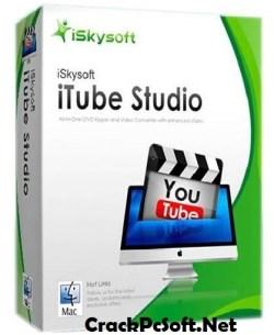 iSkysoft iTube Studio Crack
