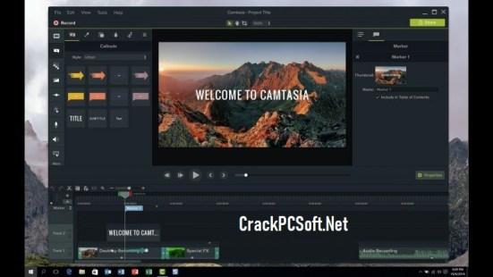 Camtasia Studio 2019 Keygen
