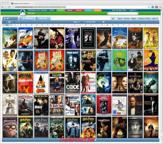 Movie Collector Pro Keygen