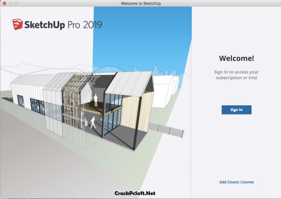 Sketchup Pro 2019 Crack Keygen License Key Torrent Winmac