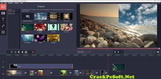 Movavi Video Editor 20 Crack