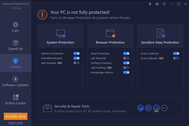 Advanced SystemCare Pro License Key