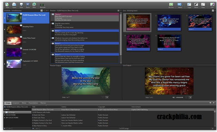 EasyWorship 7.1.4 Keygen Plus Serial Key Free Download